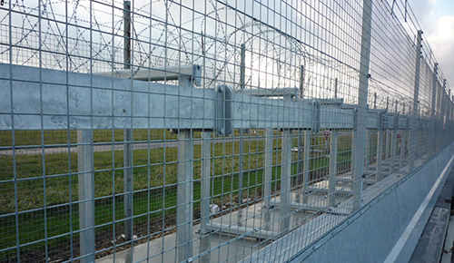 Airport Perimeter Security in UK