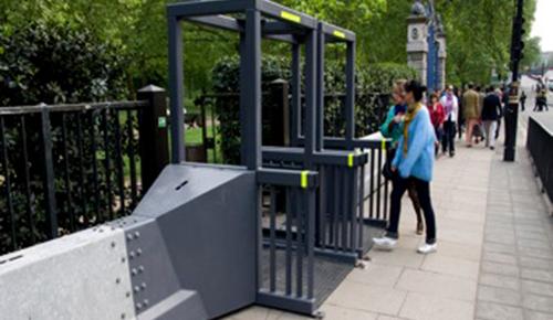 Pedestrian Portals